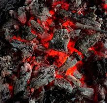 Coals In Fire