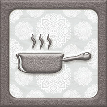 Digital Kitchen Ceramic Wall T...
