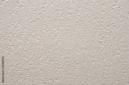 Embossed abstract pattern on beige paper Canvas-taulu