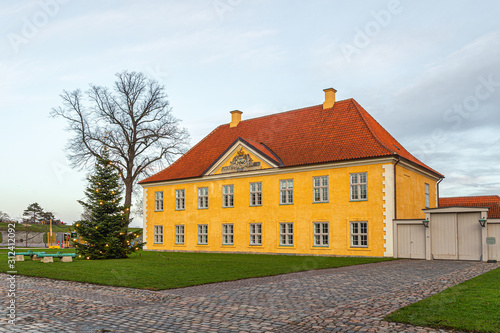 Foto House of the commandant of the fortress of Castellet in Copenhagen