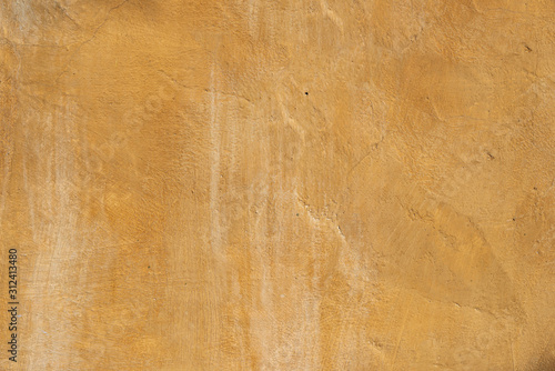 adobe wall texture background grunge Canvas Print