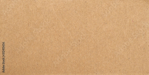 Foto brown cardboard texture background