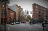 Fototapeta Nowy Jork - Typical New York buildings