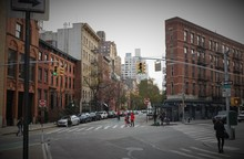 Typical New York Buildings