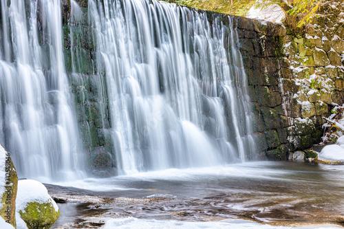 Fototapeta Dziki Wodospad obraz