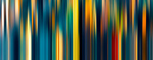 Abstract Colorful Blurred Back...