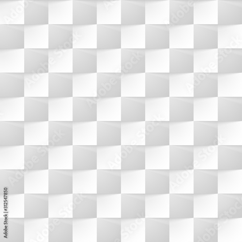 white-modern-background-of-abstract-3d-cubes-with-shadow-seamless-pattern-texture-of-square-geometric-gray-wall