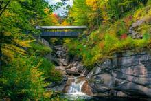 Sentinel Pine Covered Bridge, ...