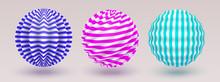 Multi Colored Decorative Balls