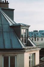 Skylight Windows Of Parisian B...
