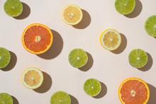 Fruits Reach In Vitamin C