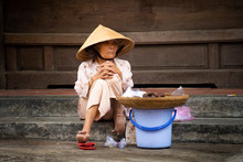 Hoi An Vietnam Street Vendor