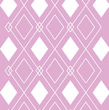 Purple Pattern Diamonds Background Vector Design