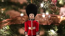 Christmas Ornament, Beefeater,...