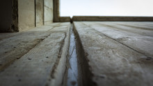 Expansion Joint In A Concrete ...