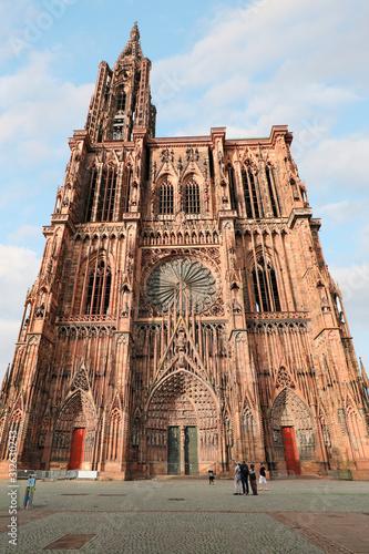 Cuadros en Lienzo  Strassburger Münster