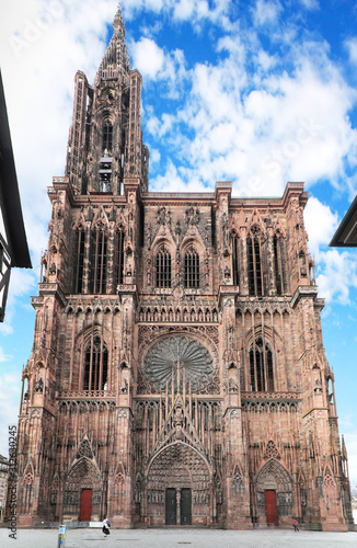 Foto Strassburger Münster