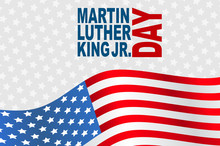 Martin Luther King Day Backgro...