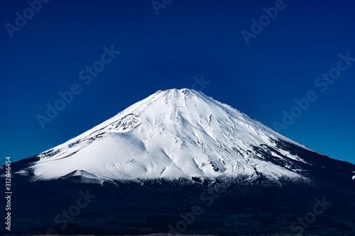 富士山 Canvas Print