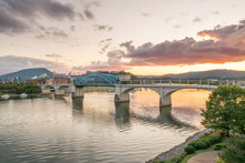 Chattanooga, Tennessee City Sk...