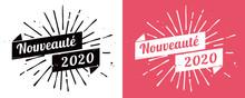 NOUVEAUTÉ 2020 VINTAGE