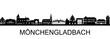 Moenchengladbach Skyline