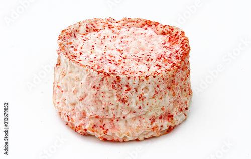 Fotografie, Obraz Fromage de chèvre au piment d'Espelette