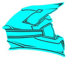 Crosshelm Motocross Helmet Hea...