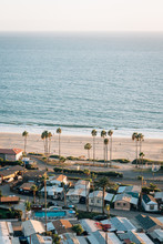 Views Of The Pacific Coast Fro...