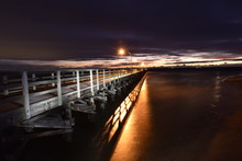 Captree Fishing Pier, Purple M...