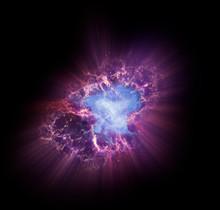 The Crab Nebula: A Cosmic Icon...