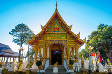 Wat Phra That Doi Tung, Chiang...