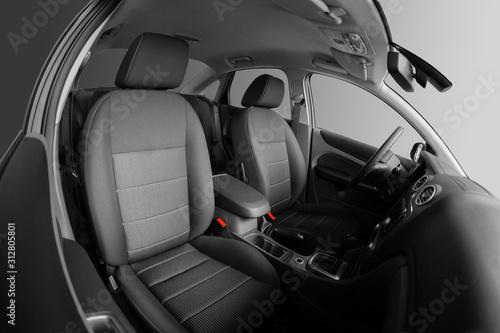 Fotografía Interior of car