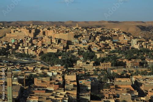 Canvas Print Ghardaia south of Algeria