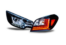 Headlights And Taillights Sepa...
