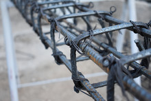 Steel Structure - Rod And Wire