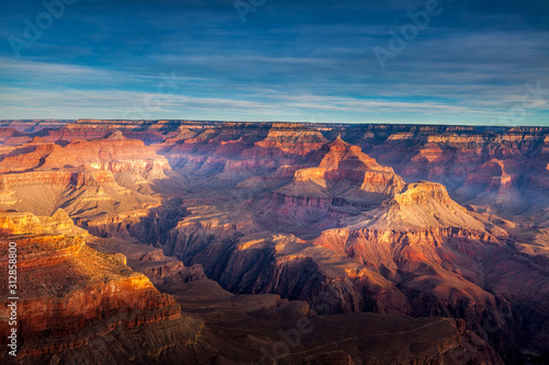 Grand Canyon National Park South Rim Fototapet