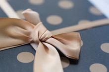 The Bow On The Gift Box