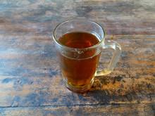 A Glass Of Hot Sweet Tea (teh ...