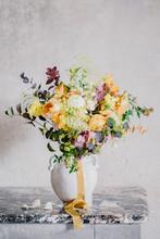 Magnifique Bouquet De Fleurs D...