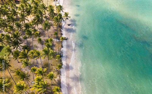 Porto de Galinhas e Praia dos Carneiros - Pernambuco Canvas Print