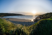 Sea Landscape In Ireland