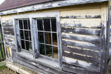 Old Garden Shed. Exterior Weat...