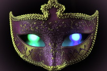 Halloween,party And Carnival M...
