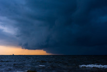 Approaching Storm Cloud With R...