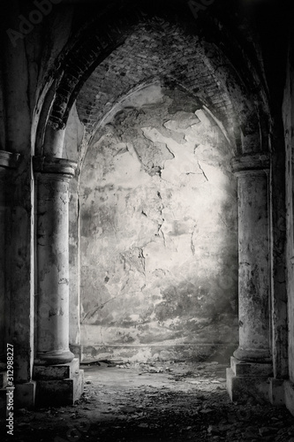 Photographie Thus passes the glory of the world (Sic transit gloria mundi)