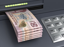 Withdrawal Mexican Pesos