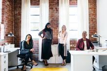 Multigenerational Businesswomen