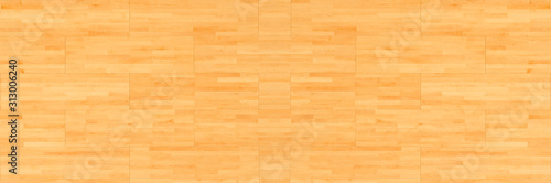 Obraz Grunge wood pattern texture background, wooden parquet background texture. - fototapety do salonu