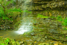 Amphitheater Falls, John Bryan State Park, Ohio